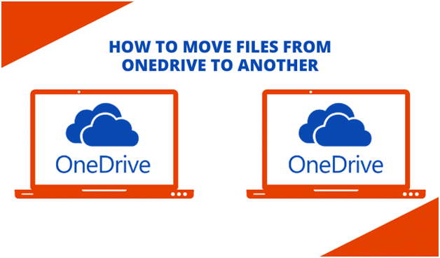 Move Files From OneDrive to Another