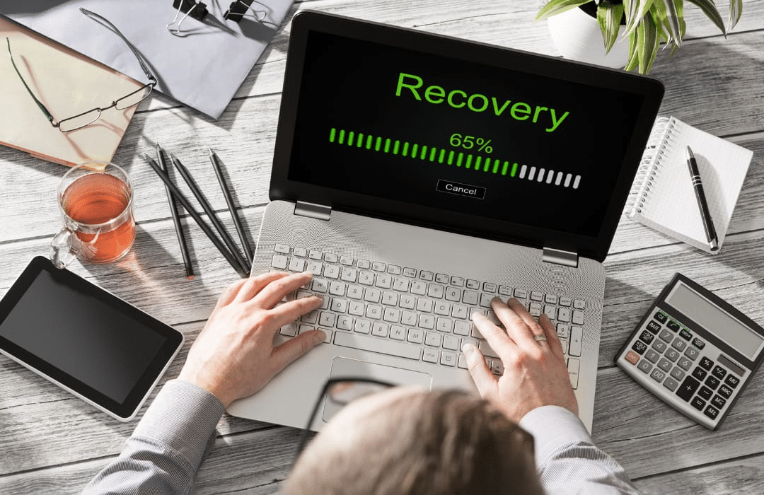 Recover Formatted Data