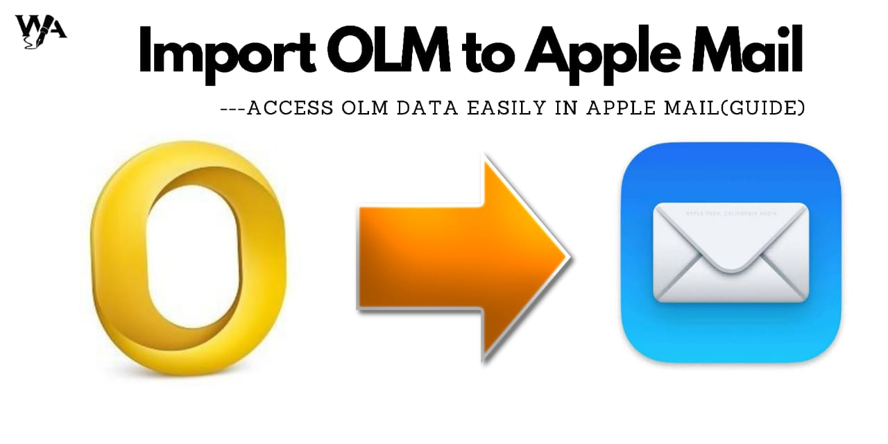 Import OLM to Apple Mail