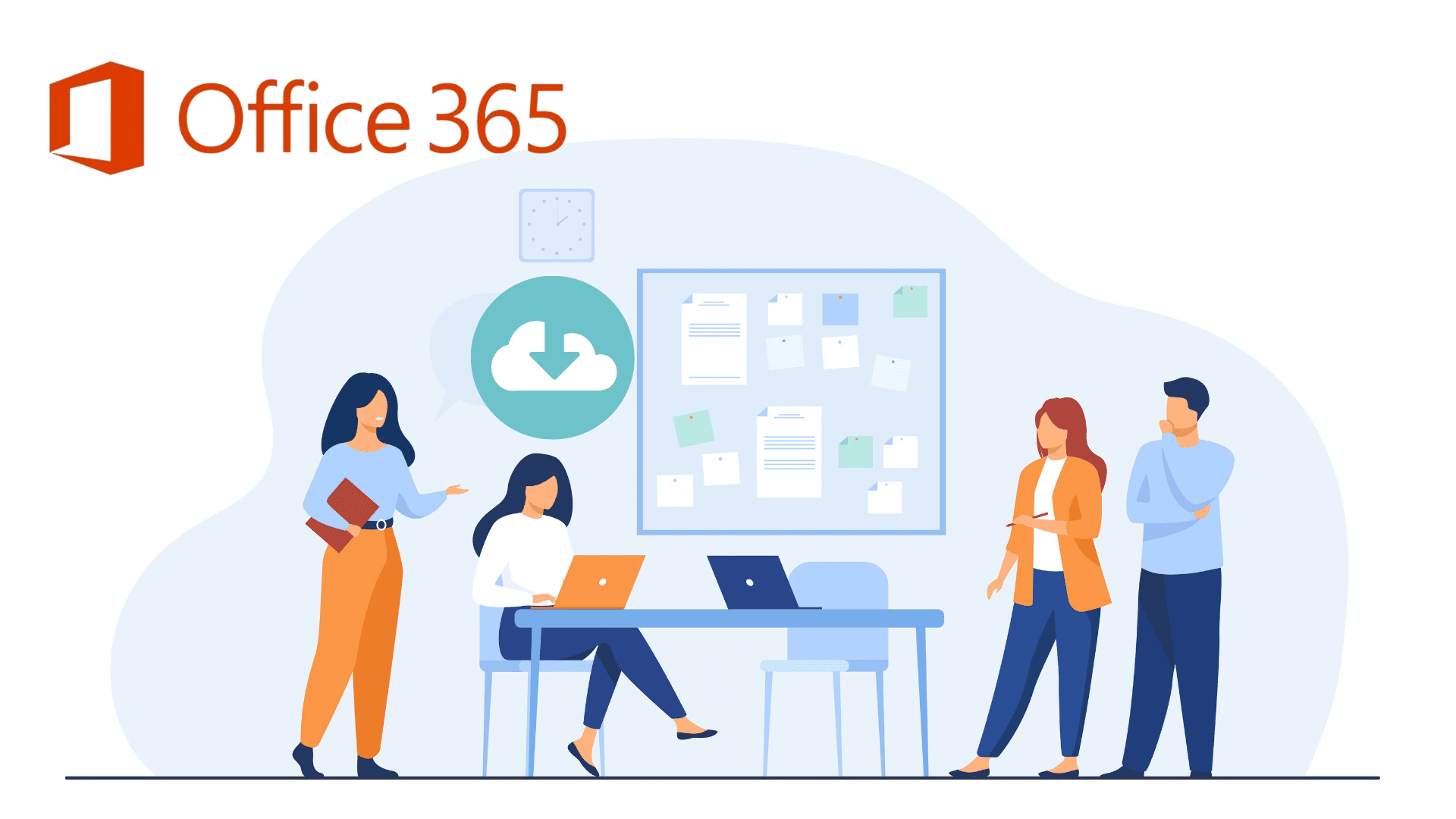 save Office 365 emails